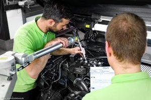 SPANESI Touch Messsystem - DIAGNOSE und GARANTIE des Fahrzeuges