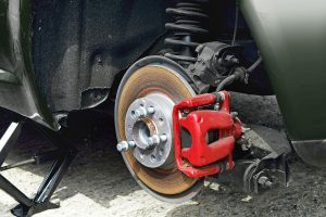 Bremsen- und Reifenservice im KFZ Zentrum Troppa